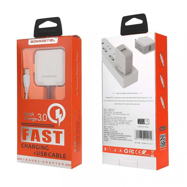 SMS-A12 Fast Charger